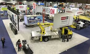 100 North American Trucking Commercial Vehicle Show Atlanta