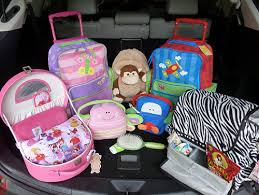 Essential Packing List When Travelling Overseas With The Kids