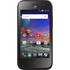 Straight Talk ZTE Citrine 4G LTE GSM Prepaid Smartphone Walmart