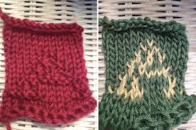 Add the Alphabet to Your Knits Learn How to Knit Letters