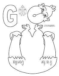 Letter G Activities And Crafts