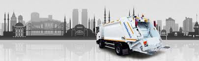 100 Types Of Garbage Trucks Hydraulic Compaction KARBA