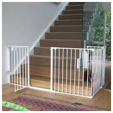 Banister Baby Proof Baby Gate For Stairs With Banister Ideas Best ... Model Staircase Gate Awesome Picture Concept Image Of Regalo Baby Gates 2017 Reviews Petandbabygates North States Tall Natural Wood Stairway Swing 2842 Safety Stair Bring Mae Flowers Amazoncom Summer Infant 33 Inch H Banister And With Gate To Banister No Drilling Youtube Of The Best For Top Stairs Design That You Must Lindam Pssure Fit Customer Review Video Naomi Retractable Adviser Inspiration Jen Joes Diy Classy Maison De Pax Keep Your Babies Safe Using House Exterior