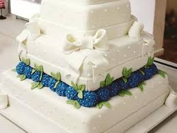 Wedding Cake Boards White And Dowels