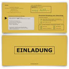Einladungskarten Als Förmliche Zustellung Online Gestalten