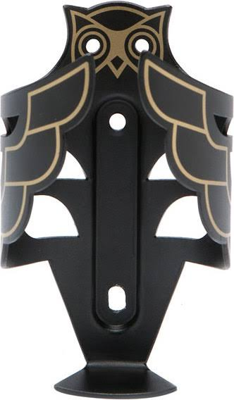 Portland Design Works Owl Cage - Black & Gold