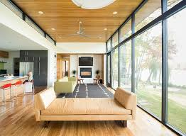 modern interior design altus ceiling fans with optional lights by