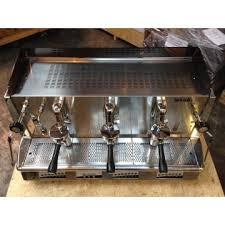 Thailand Wega Vela Vintage Commercial Cafe Espresso Coffee Machine No Grinder Cappuccino