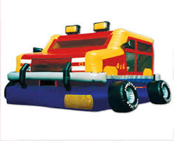 100 Truck Jump Monster Ing Castle Kids Activities Product By Bounz A