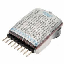 elektronik messtechnik 1 8s battery voltage 2in1 tester