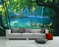 Wall Mural Decals Nature by Bilderdepot24 Fototapete Photo Wallpaper Mural