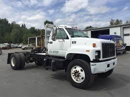 100 2000 Chevy Truck For Sale Chevrolet Kodiak C7500 Single Axle Cab Chassis