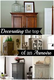 Decorating Bookshelves In Family Room by Best 25 Armoire Decorating Ideas On Pinterest Armoires Vintage