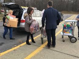 100 Star Trucking Five Employees Give Back To Edison Elementary Family