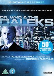 Dr Who Dalek Christmas Tree by Dr Who And The Daleks Dvd Amazon Co Uk Peter Cushing Roy