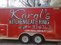 Karol's Kitchen And Catering - Milwaukee Food Trucks - Roaming Hunger Milwaukee Food Trucks Unique 32 Best Truck Ideas Images On Brat House Traditional The Cupcakearhee Roaming Hunger 6 Chicago To Try Now Eater Timbers Bbq Double Bs In Wi Yowbellies Foodtruckcarnival Whats On The Menu Get A Taste Of 2nd Annual To In Fatty Patty Twitter Thursday County Oscarsonaroll Gouda Girls