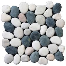 Sliced Pebble Tiles Uk by Pebble Tile You U0027ll Love Wayfair