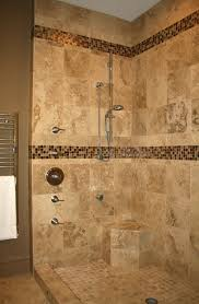travertine tile for shower walls about home interior