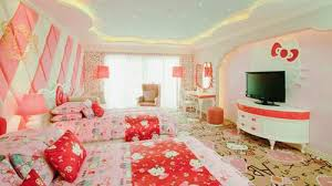 10 out of this world hello kitty bedrooms