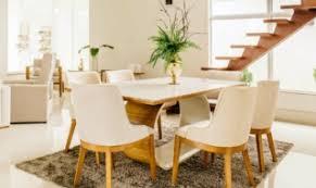 esszimmer einrichten stühle deko und die richtige