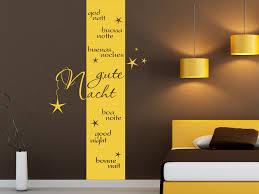 wandbanner gute nacht wandbanner