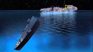 titanic sinking animation 2012 2012 titanic sinking simulation