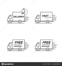 Delivery Icon Set. Truck Service, Order, 24 Hour, Fast And Free ... 24 Hour Tow Truck Service Columbia Sc Best Resource Columbus Ohio Hours Towing In Houston Tx Wrecker Service Roadside Assistance Ocala Fl Road Side Contact Our Professional Haughton La 71037 Home Sin City Trailer Mccarthy Tire Commercial Services Ajs Repair Orlando 247 Help 2103781841