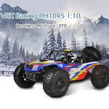 100 Brushless Rc Truck US 21699 25 OFFVRX Racing RH1045 RC Car 110 Climbing Desert Waterproof 4WD Off Road High Speed Remote Control Monster In RC