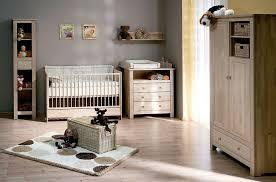 chambre bebe bois massif atb nature 4 meubles lit 140x70 commode armoire 2 portes