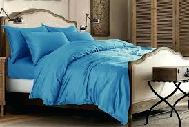 duck egg blue and brown bedding sets uk blue white and brown duvet