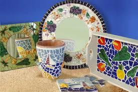 mosaic elements ceramic craft tiles mosaic pieces pique