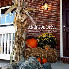 Fall Outdoor Decorating Decoration For Home
