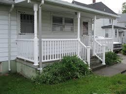 Nice Handrails For Porch Steps — Bistrodre Porch And Landscape