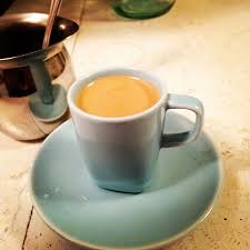 A Good Cuban Coffee Has Solid Espumita And It All Comes From Beating The Sugar With Teaspoon Of Thick Brewed Apparently Some People Add