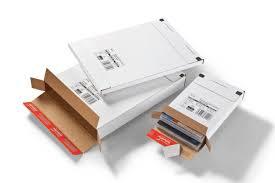 Günstiger Maxibrief Karton Weiß Direkt Vom Hersteller Smileypack