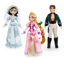 Asda Mini Disney Dolls