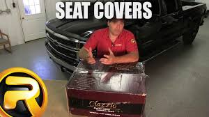 How To Install Seat Covers On A Chevrolet Silverado - YouTube Amazoncom Pickup Truck Bench Cover Baja Inca Saddle Blanket Fits Trailblazer Hd Canvas Front Seat Covers For Toyota Hilux Single Cab 2019 Chevy 1500 Seat Covers Tigertough 12016 Ford F150 Polycotton Seatsavers Protection China Shopping Guide At Shop Sheepskin Pair Steering Grey Fleece Waterproof Custom From Covercraft Car 9 Steps Coverking Genuine Leather Customfit Dog Hammock For Back Treat A Crgrade Neoprene