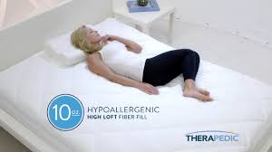 Bed Bath Beyond Mattress Protector by Therapedic 500 Thread Count Cotton Mattress Pad In White Bed