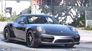 2016 Porsche 911 Turbo S Add Replace