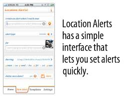 Location Alerts iPhone App Makes Text Call Reminders Smarter & Fun
