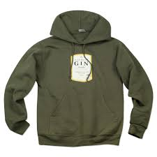 army green bathtub gin hoodie shop the phish dry goods official