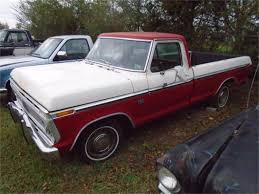 100 1975 Ford Truck For Sale F100 For ClassicCarscom CC1122639