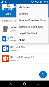 ui updates for intune end user apps microsoft docs