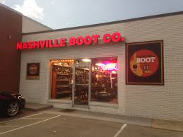 Store Location Nashville Boot Co