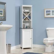 Tall Bathroom Cabinets Free Standing Ikea by Bathroom Linen Closet For Small Bathroom 18 Inch Linen Closet