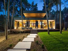 100 Oak Chalet Inspired By The Forest Modern In Poltava Unveils