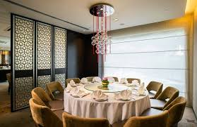 Unique Chinese Dining Room