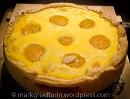 pfirsich mandel torte mit buttermilch lebensart im