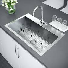 exclusive heritage single bowl stainless steel kitchen sink 33 x
