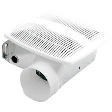 Home Depot Bathroom Exhaust Fans by Air King Advantage White 50 Cfm 3 0 Sone Single Speed Ceiling
